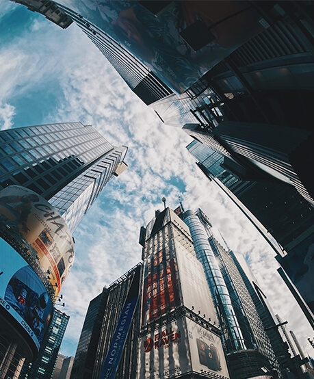 low-angle-photograph-of-city-structures-1755693